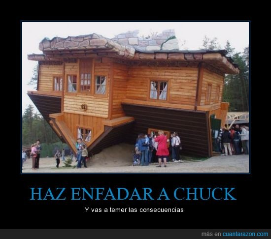 casa,chuck norris,vuelta