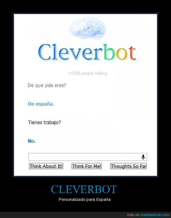 adaptado,cleverbot,crisis,españa,país,preguntas,trabajo