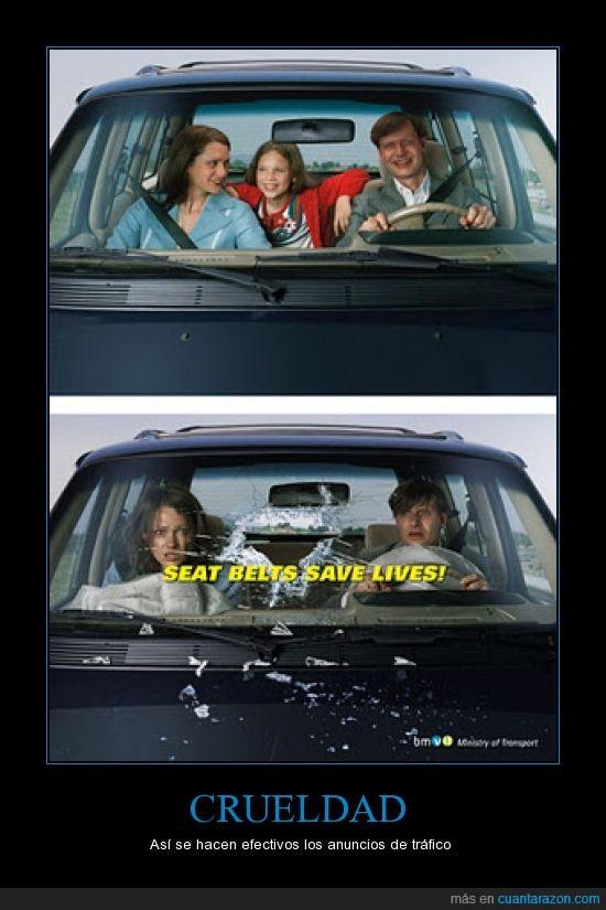 anuncio,cinturon de seguridad,coche,usa