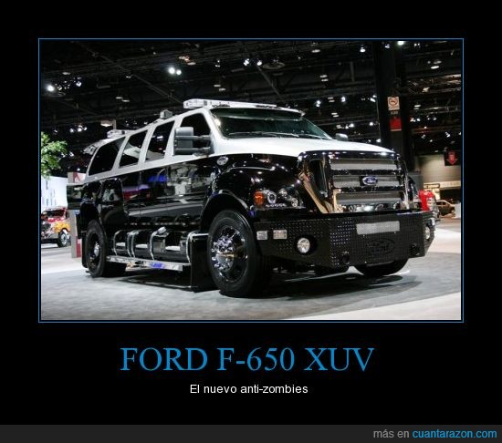 coche,ford,zombies