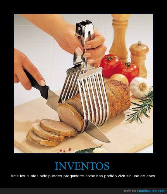 carne,cortar,invento