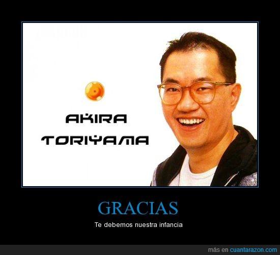 akira toriyama,creador,dragon ball,manga