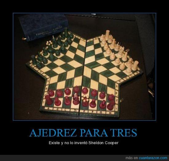 ajedrez,sheldon cooper