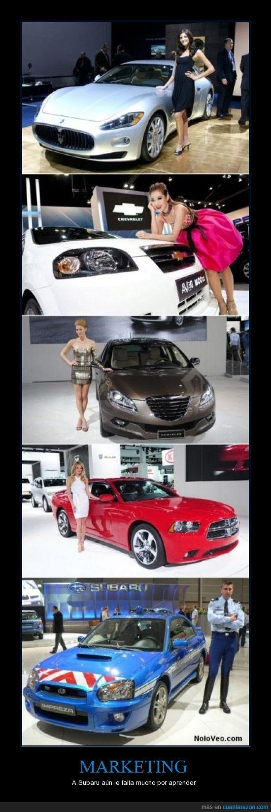 chicas,coches,marketing,publicidad