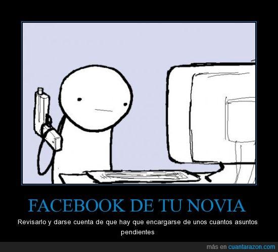 Asesinar,Asunto,Facebook,Muro,Novia,Pistola