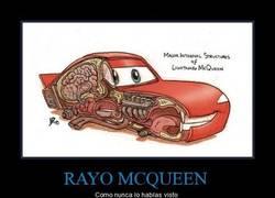 Enlace a RAYO MCQUEEN
