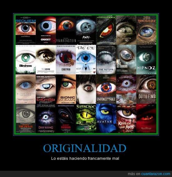 carátulas,cine,original ojo