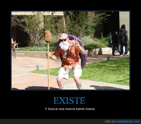 Existe,Real,Roshi