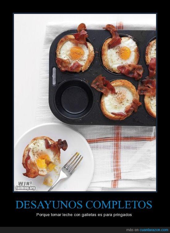 a tiempo,desayuno,panque