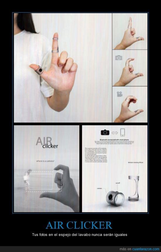 cámara,dedo,gadget,invento,tecnología