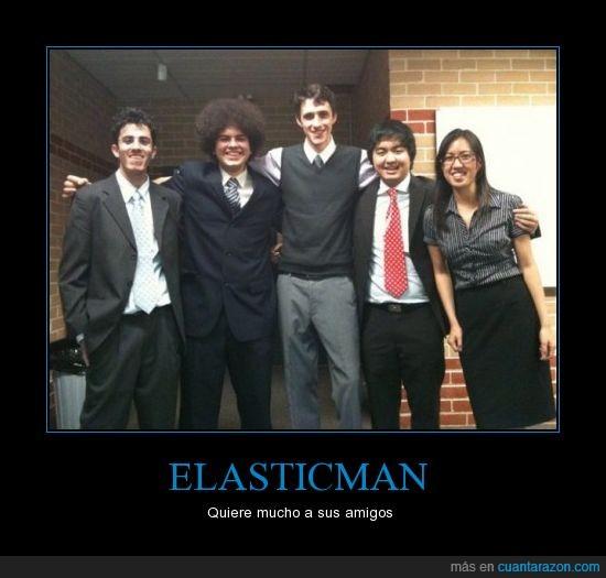 brazos largos,elastic man,fotos