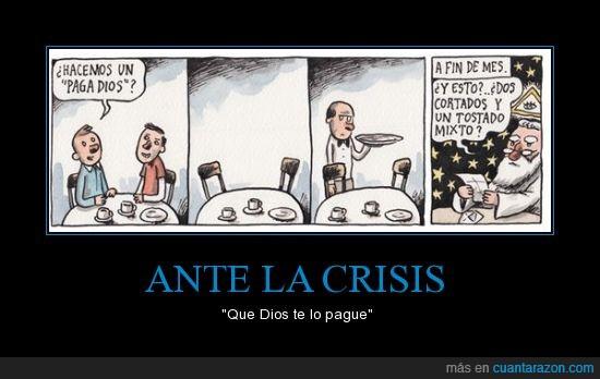 crisis,dinero,dios