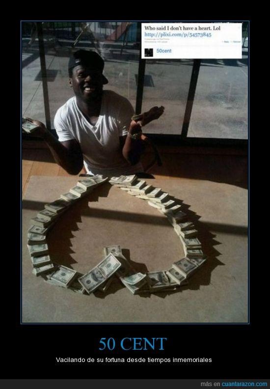 50 cent,corazon,dinero