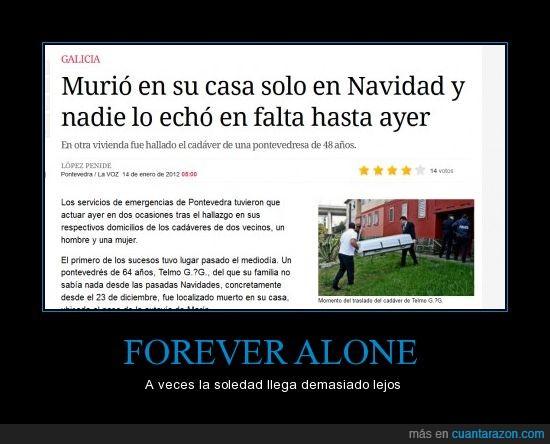 Alone,Fallecido,Forever,Navidad