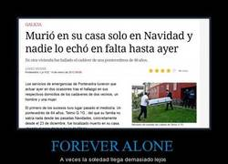 Enlace a FOREVER ALONE