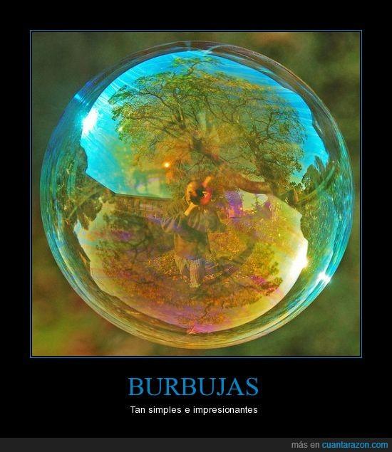 burbujas,camara,fotografía