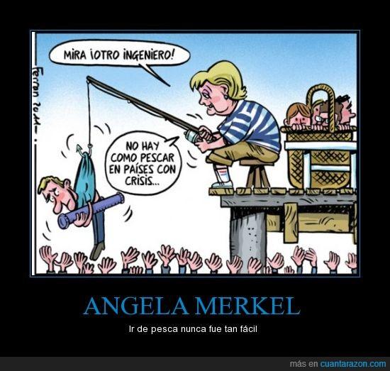 Alemania,crisis,España,ingenieros,trabajo