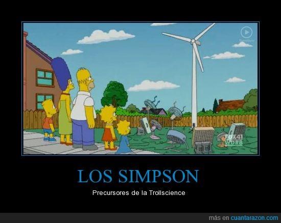 ciencia,electricidad,energia,eolica,molino,simpson,troll,ventilador