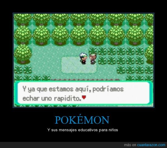 fail,hechar uno rapidito,mensaje,niños,Pokemon,win