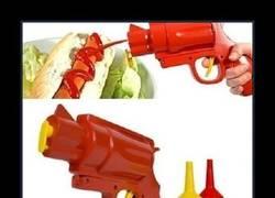 Enlace a Pistola de ketchup