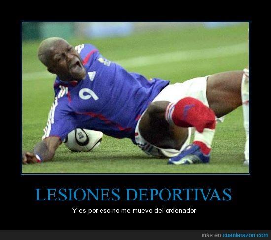 Futbol,Jugadores,Lesiones,PC,Pierna