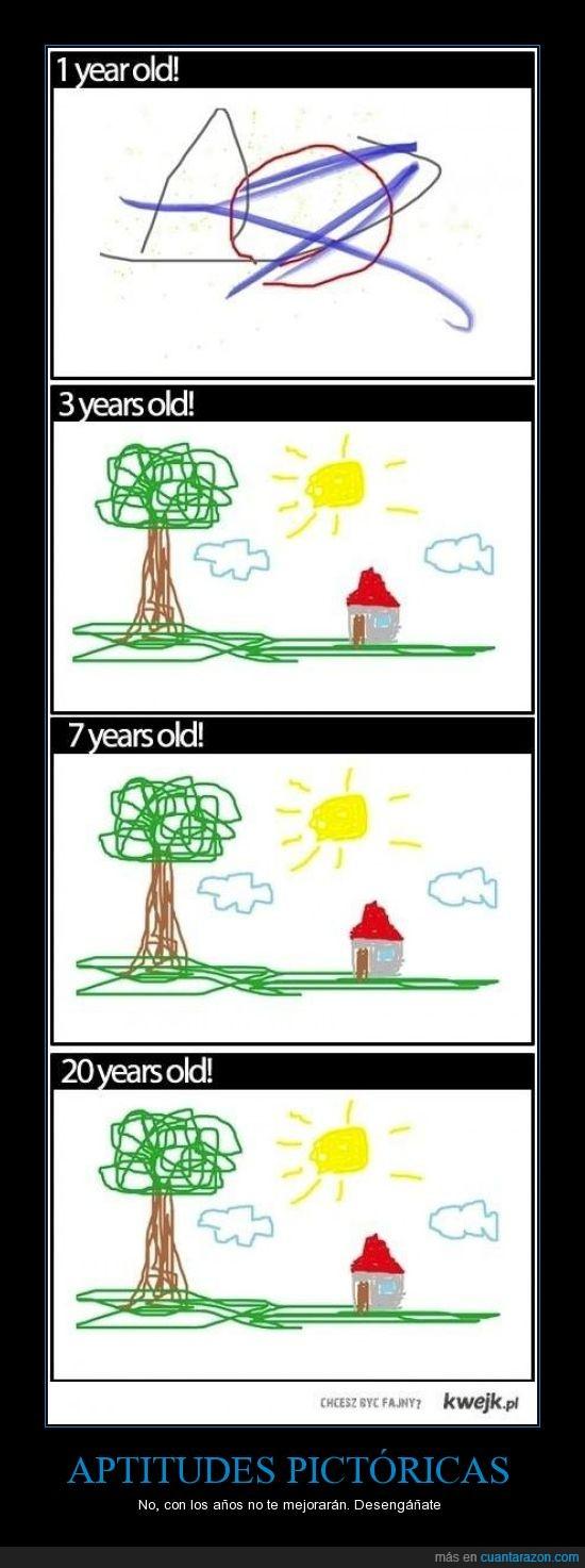 árbol,casita,cruda realidad,cutre,dibujo,edades,paint,sol