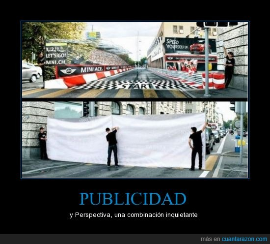 below the line,carretera,cartel,mini,muro,publicidad
