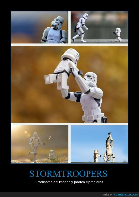hijo,imperio,lego,padre,Stormtroopers