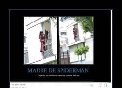 Enlace a MADRE DE SPIDERMAN