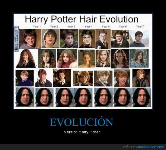 evolución,harry potter,voldemort