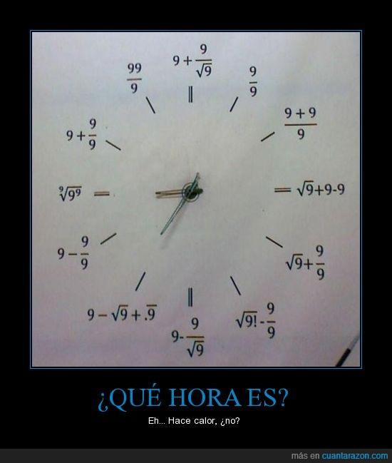 fracciones,hora,matemáticas,operaciones,raizes,reloj,restas,sumas