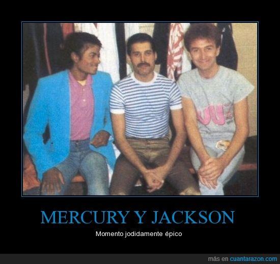 Epic,Epico,Freddie Mercury,John Deacon,Michael Jackson