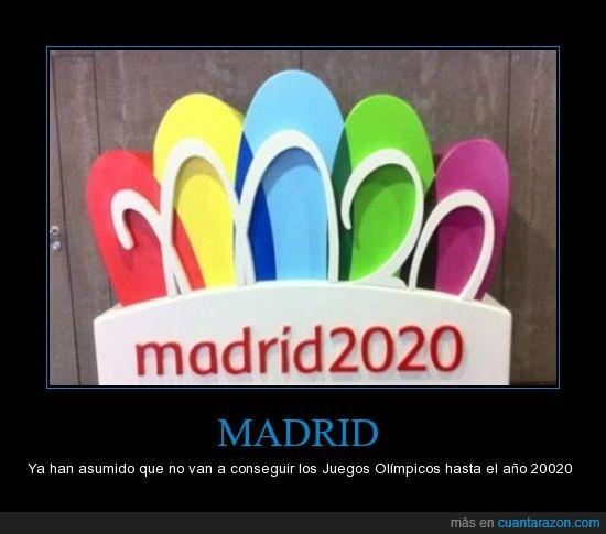 ayuntamiento,candidatura,fracaso,Juegos Olímpicos,Madrid