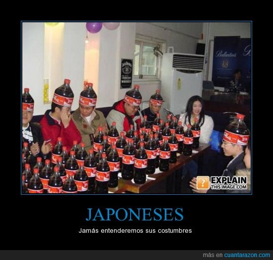 cabeza,coca-cola,costumbre,japon,japoneses