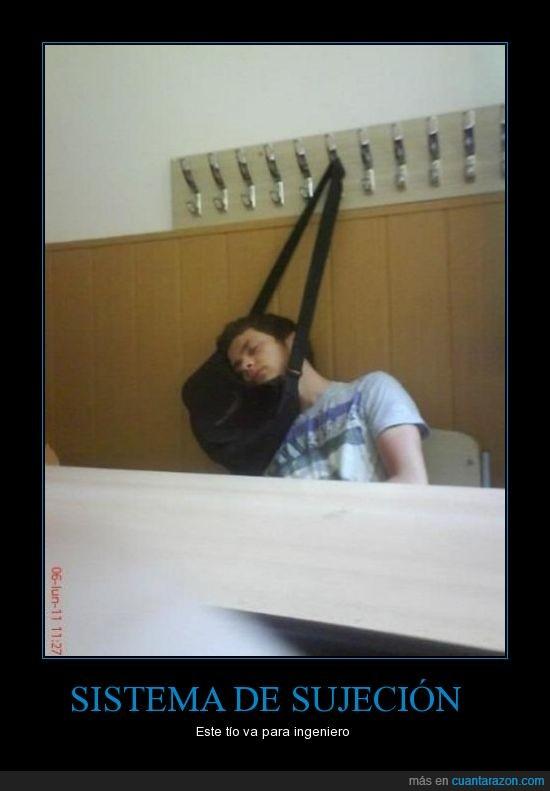 cartera,clase,dormir,Ingenio