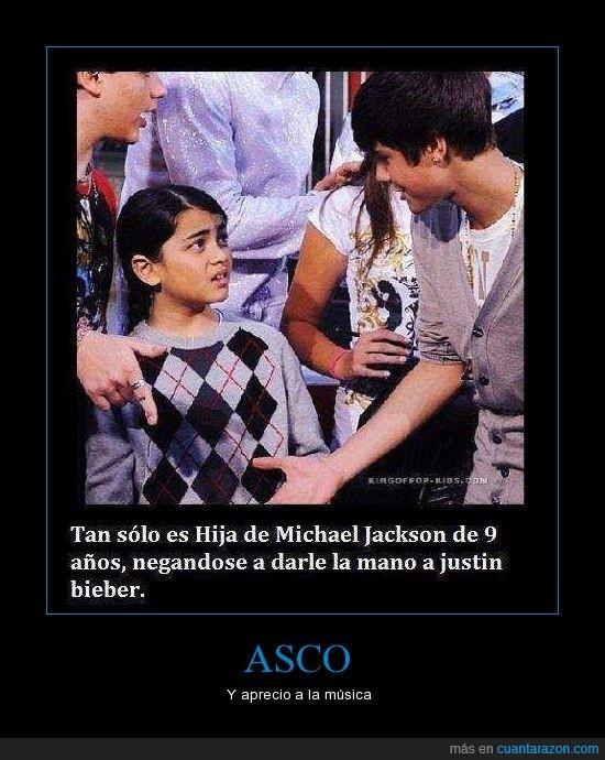 hija Michael Jackson,justin bieber,perdida