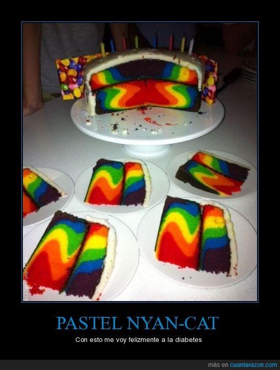 asco iris,color,diabetes,pastel,puke rainbows