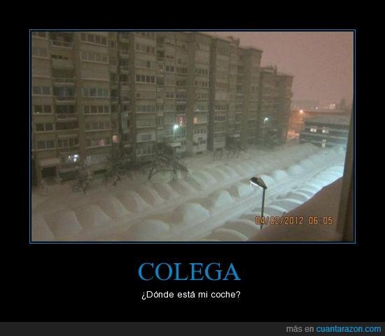 blanco,carretera,coche,frío,nevada,nieve
