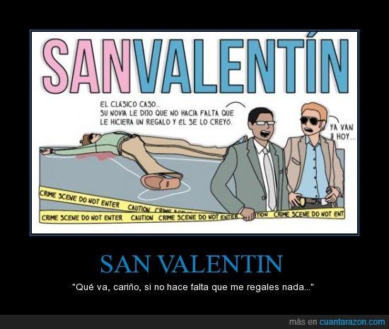 14 de febrero,asesina,falta,muerto,novia,regalo,san valentin
