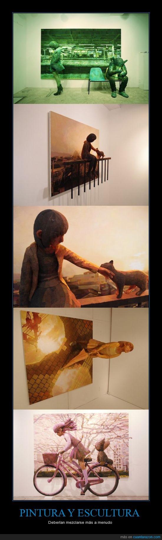 arte,escultura,original,pintura