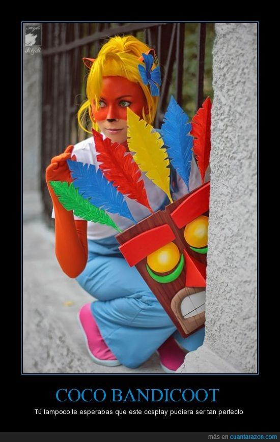 Bandicoot,Coco,cosplay,disfraz