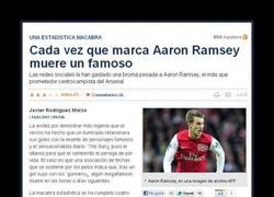 Enlace a AARON RAMSEY