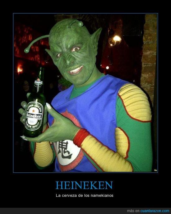 cor petit,daimao,heineken,king,piccolo,verde