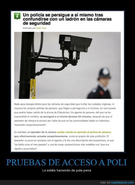 cámaras seguridad,fail,ladrón,navarra,policias,seguir