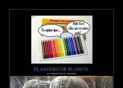 Enlace a PLASTIDECOR BLANCO
