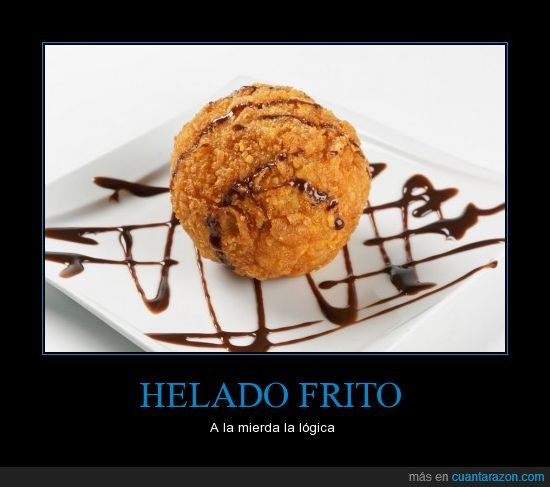 almendras,chocolate,frito,helado,new york,postre
