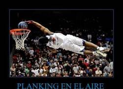Enlace a PLANKING EN EL AIRE