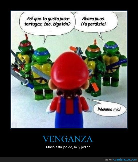 friki,Mario bros,tortugas,video juegos