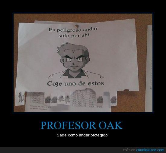 imagen,oak,pokemon