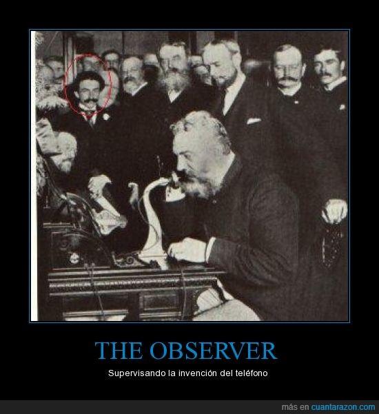 bell,graham,invención,inventor,libro de historia,teléfono,the observer